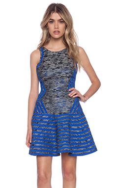 Parker Coventry Dress in Ultramarine