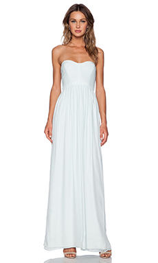 Parker Bayou Maxi Dress in Celeste