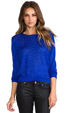 Parker Willow Sweater in Rhapsody