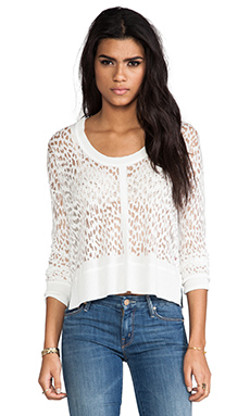 Parker Rubina Sweater in Cream