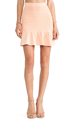 Parker Aries Skirt in Papaya