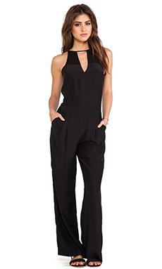 Parker Samira Jumpsuit in Black
