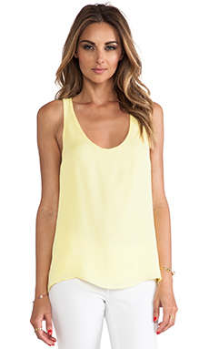 Parker Ginger Top in Yellow