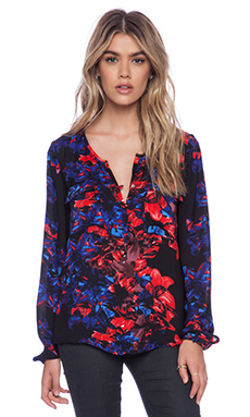 Parker Marissa Blouse in Bouquet