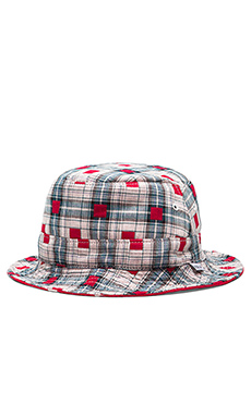 Publish Nicolo Reversible Bucket Hat in Red
