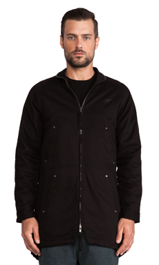 Publish Archer Jacket in Black