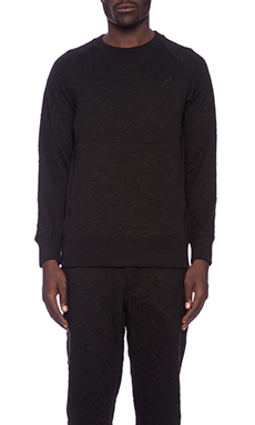 Publish Loyde Pullover in Black
