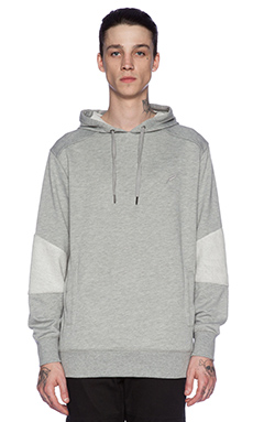 Publish Frost Hoody in Heather