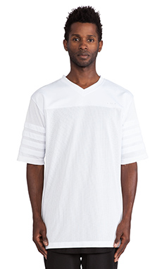 Publish MONO Aikman Jersey Tee in White
