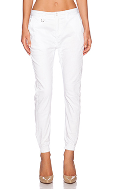 Publish Hanna Jogger in White