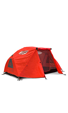 Poler 2-Man Tent in Orange