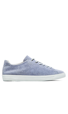 Pony Topstar OX Deconstructed Suede in Blue