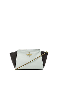 Pour La Victoire Elie Mini Crossbody in Ice Multi
