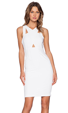 Premonition Ibiza Dress in White
