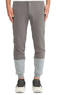 Puma Select x BWGH Tye Dye Sweatpant in Black