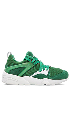Puma Select Trinomic Blaze of Glory in Green