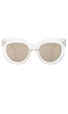 Quay x Shay Mitchell Jinx Sunglasses in Clear