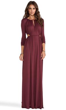 Rachel Pally Jazz Dress in Pinot