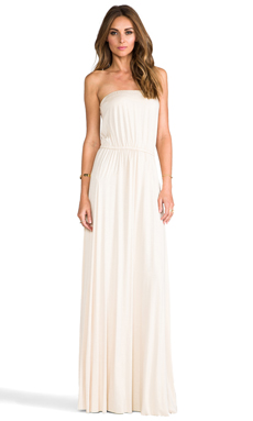 Rachel Pally Clea Dress in Cream