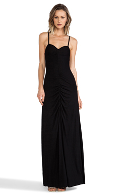 Rachel Pally Chrissy Maxi Dress in Black