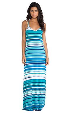 Rachel Pally Murphy Maxi Dress in Sea Stripe