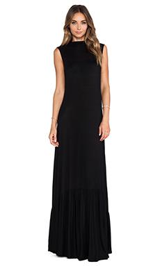 Rachel Pally Rib Hattie Dress in Black