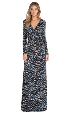 Rachel Pally Harlow Dress in Night Python