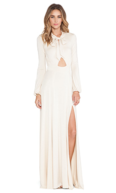 Rachel Pally Edith Dress in Cream
