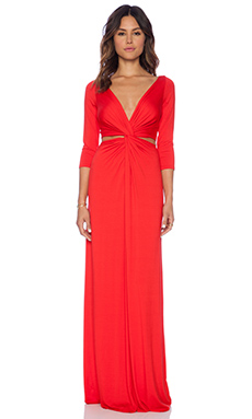 Rachel Pally Henrietta Dress in Hearthrob