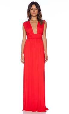 Rachel Pally Meryl Dress in Hearthrob