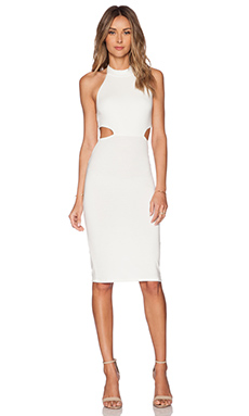 Rachel Pally x REVOLVE Cut Out Midi Dress in White