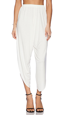 Rachel Pally Dean Pant in White
