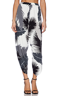 Rachel Pally Dean Pant in Black Tropical