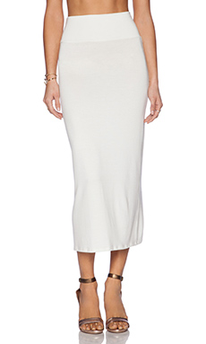 Rachel Pally Convertible Skirt in White