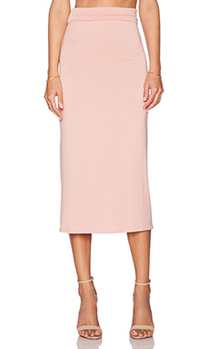 Rachel Pally High Waist Midi Skirt in Mesa
