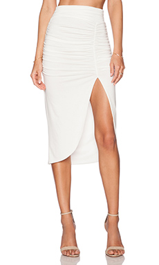 Rachel Pally Monte Skirt in White