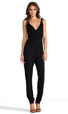 Rachel Pally Stacey Jumpsuit in Black