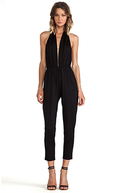 Rachel Pally Russell Jumpsuit in Black