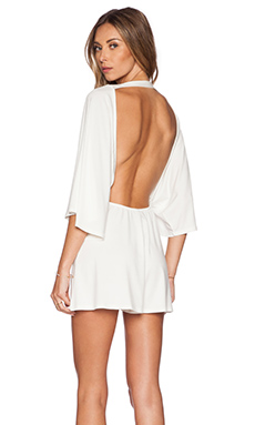 Rachel Pally Hitomi Romper in White