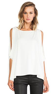 Rachel Pally Yalisa Crop Top in White