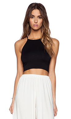 Rachel Pally Lissa Top in Black