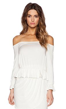 Rachel Pally Miko Top in White