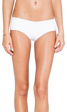 Rachel Pally Roatan Bikini Bottom in White