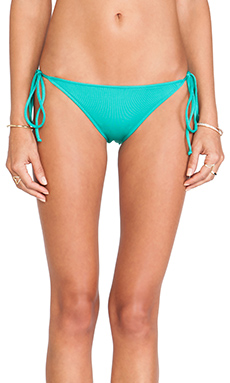 Rachel Pally Ibiza Bikini Bottom in Sea Green