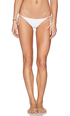 Rachel Pally Palau Bikini Bottom in White