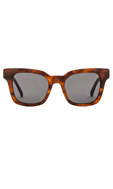 RAEN optics Myer in Matte Rootbeer & Gold
