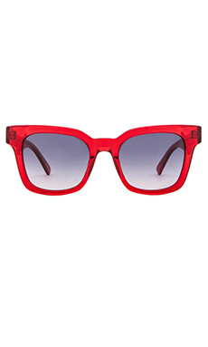 RAEN optics Myer in Red Crystal