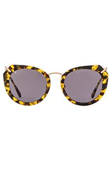 RAEN optics Pogue in Cider Tortoise & Japenese Gold