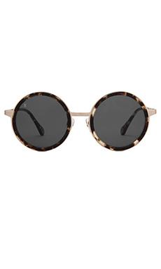 RAEN optics Fairbank Sunglasses in Brindle Tortoise