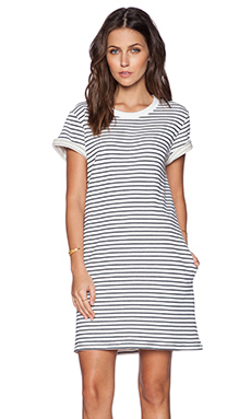 rag & bone/JEAN Tomboy Dress in French Stripe